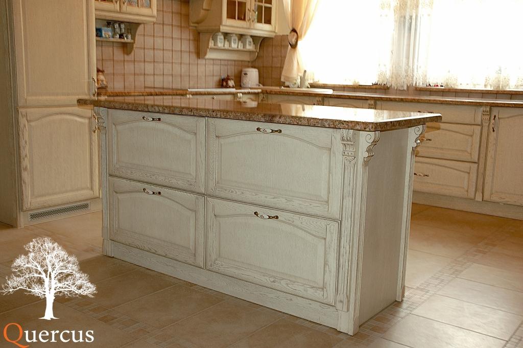Quercus  Furniture Design and Workshop -> Kuchnie Klasyczne Mazowieckie